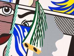 Lichtenstein, 'padre' del arte de lo corriente, y su pop para el pueblo