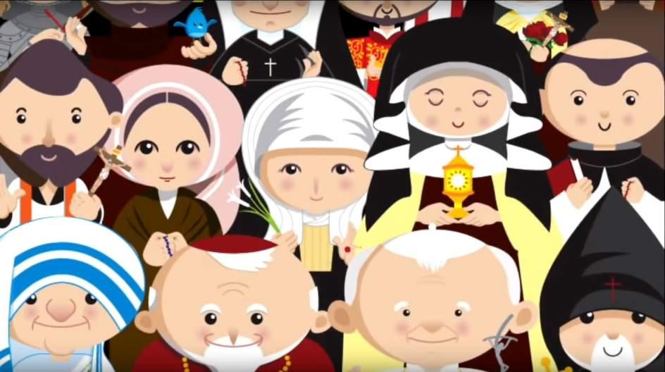 Resultado de imagen para dia de todos los santos para niños