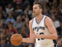 Los Spurs de Pau Gasol destrozan a los Warriors de Curry y Durant