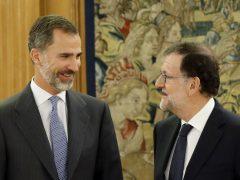 """Rajoy acepta el encargo para formar Gobierno: """"Trabajaré para que sea estable y duradero"""""""