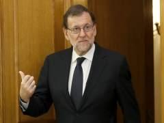 Agenda del debate de investidura de Rajoy
