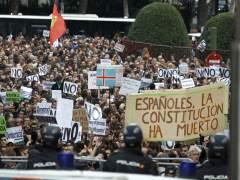 """Autorizada la protesta de """"Rodea el Congreso"""" del sábado por la investidura"""