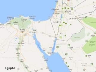 Un adolescente israelí muere por un disparo junto a la frontera con Egipto