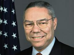 Colin Powell anuncia su voto por la demócrata Hillary Clinton