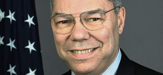 Colin Powell, exsecretario de Estado de Estados Unidos