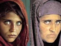 Detenida la niña afgana de National Geographic