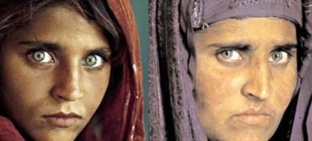 Gula, en las dos famosas imágenes de National Geographic.