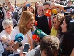 Susana Díaz pierde 3,5 puntos de apoyo en Andalucía