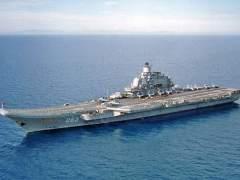 Los buques rusos que se dirigen a Siria no repostarán en Ceuta