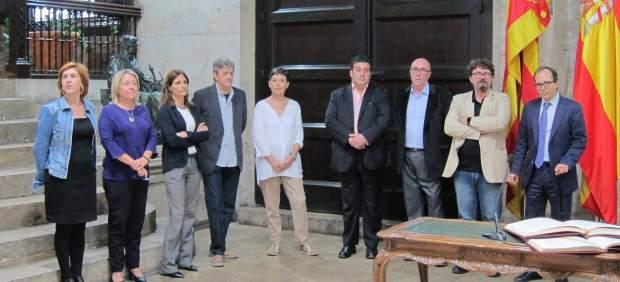 Miembros del Consell Rector de la CVMC