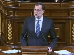 Debate de investidura | Rajoy se abre al diálogo para fortalecer su minoría