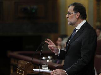 Discurso de investidura de Rajoy