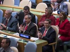 Por primera vez, EEUU no vota a favor del embargo a Cuba