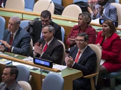 Delegación cubana en la ONU
