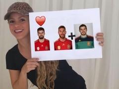 El acertijo de Shakira: ¿Por qué están juntos Piqué, Ramos y Casillas?