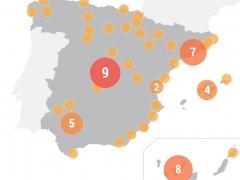 Los ovnis sobrevuelan España