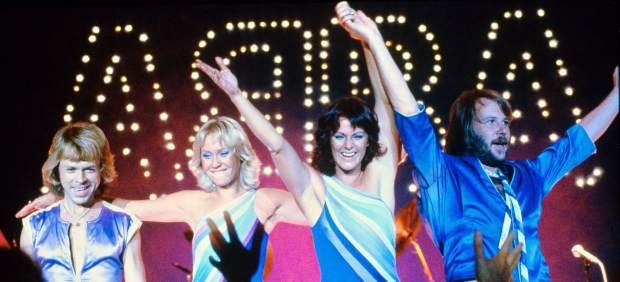 Resultado de imagen de ABBA regresará a los escenarios