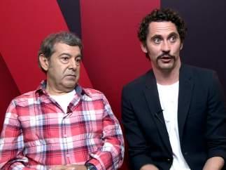 Paco León y Manuel Moron presentan 7 años