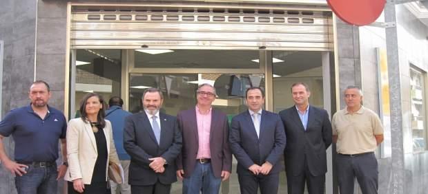 La junta invierte m s de euros en la nueva sede de for Oficina del sae