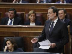 Rajoy pierde la primera votación en el ensayo de la legislatura de la inestabilidad
