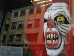 Multas a payasos diabólicos en Eslovenia