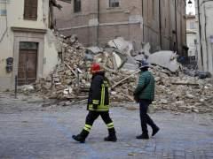 Un terremoto de 4,2 sacude de nuevo Italia