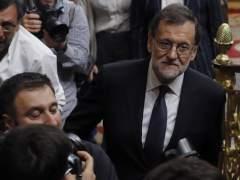 Rajoy pierde la primera votación de investidura