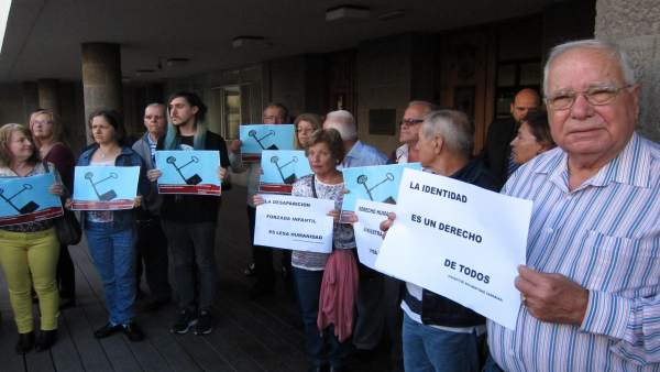Plataforma de afectados por los nilos robados este jueves  en Gran Canaria