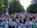 Carrera The Color Run en Sevilla