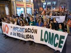 Los estudiantes convocarán una huelga el 24 noviembre