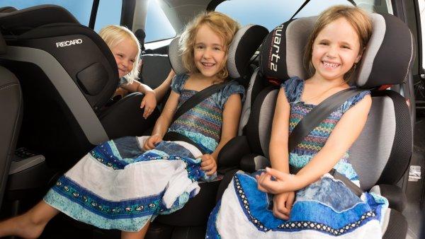 ¿Cuál es la silla para niños más segura para el coche?