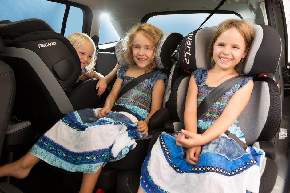 Cu l es la silla para ni os m s segura para el coche for Silla infantil para auto