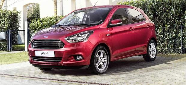 Ford KA+.