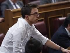 """Errejón acusa al PP de usar 'Rodea el Congreso' como """"distracción"""""""