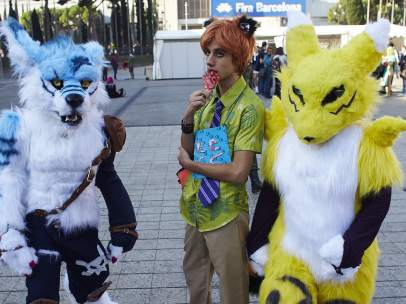 'Cosplayers'