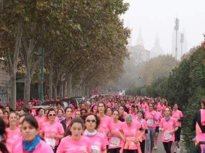 Carrera de la Mujer Central Lechera Asturiana de Zaragoza