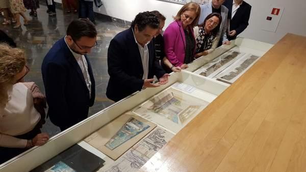 Exposición en el Museo del Teatro Romano