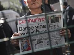 RSF advierte del deterioro en la libertad de prensa