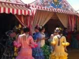 Feria de Abril de Sevilla 2014