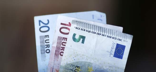 Billetes, monedas, euros, euro, dinero