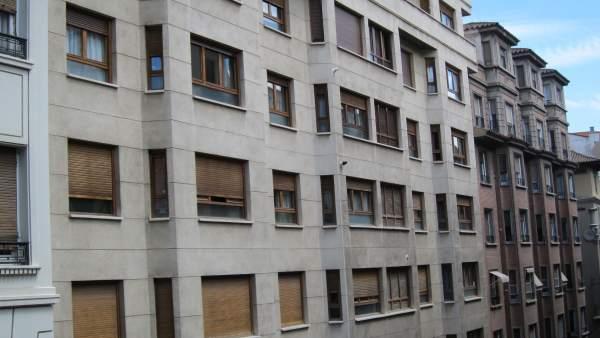 El precio de la vivienda de segunda mano cae un 3 86 en octubre en asturias - Pisos de segunda mano zaragoza ...