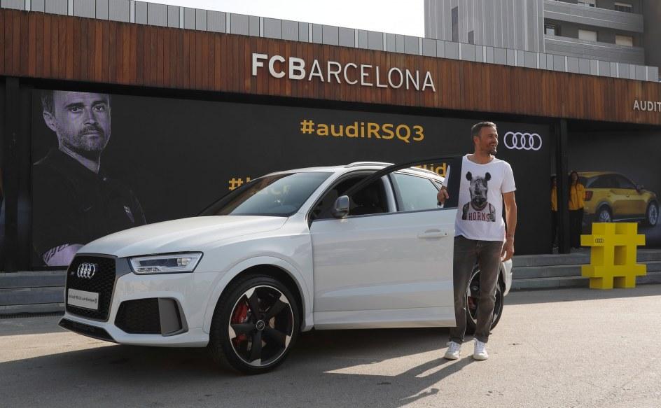 Audi RS Q3 performance 2.5 TFSI quattro 367 CV S tronic.