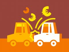Las mafias que defraudan al seguro son culpables de que te suban 30 € la prima de tu coche