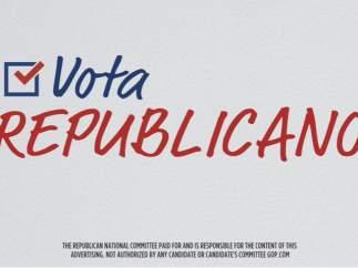 """""""Vota Republicano"""", la campaña de los conservadores por el voto latino"""