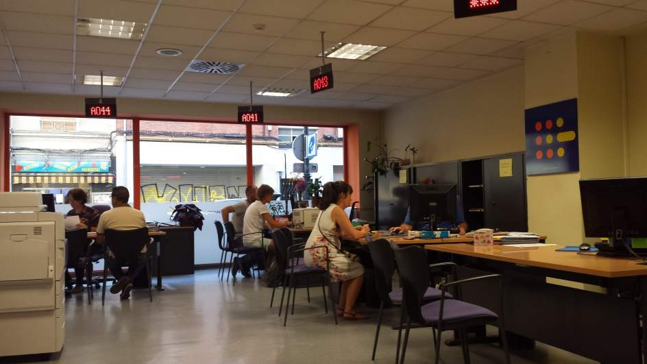 El paro sube en canarias en personas durante octubre for Oficina empleo canarias