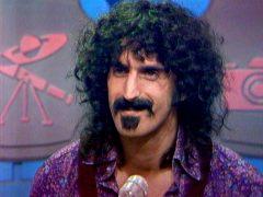 Frank Zappa saldrá de gira como holograma