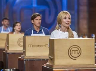 Cayetana Guillén Cuervo en Masterchef Celebrity