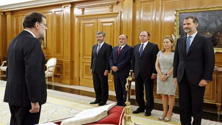 Qui nes son los nuevos ministros del gobierno de rajoy for Ministros del gobierno