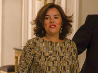 Soraya Saénz de Santamaría - Vicepresidenta