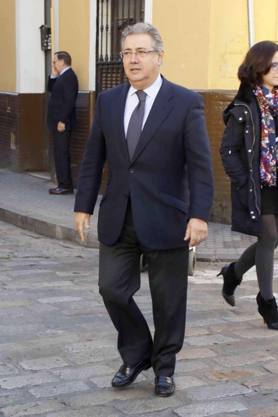 Foto juan ignacio zoido interior el nuevo gobierno de for Nuevo ministro del interior 2016